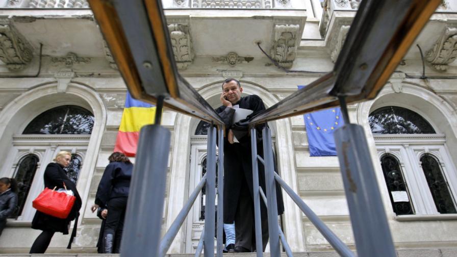 Румъния продължава с присъдите на бивши министри