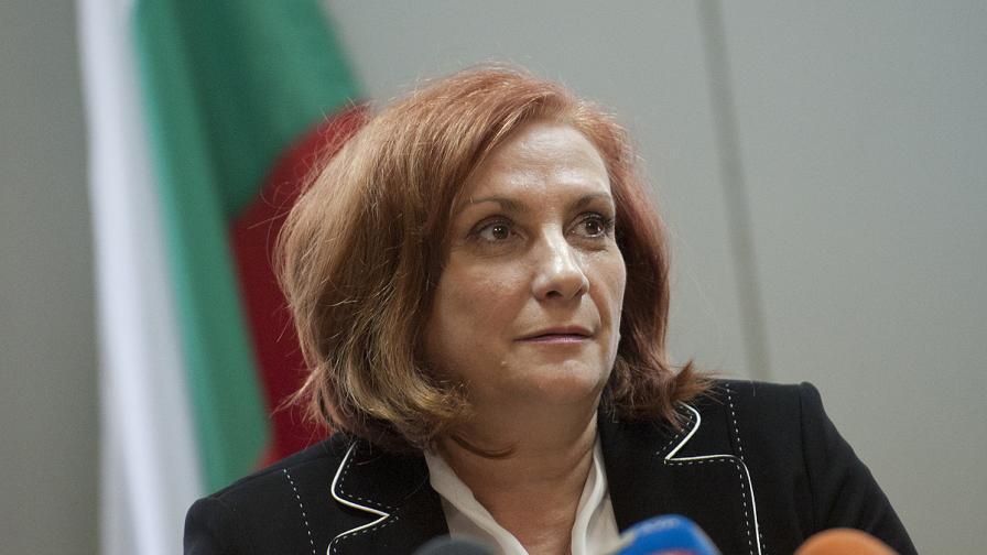 Искра Михайлова