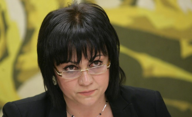 Корнелия Нинова: Бойко Борисов загробва държавата