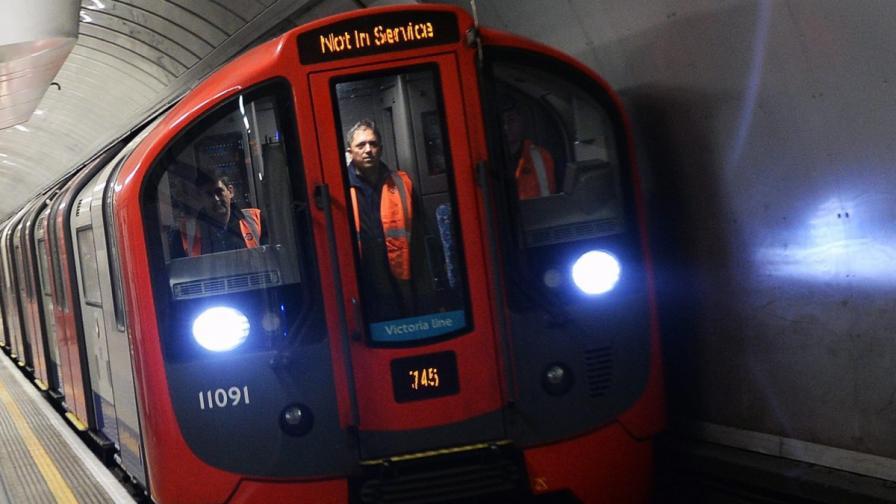 48-часова стачка блокира лондонското метро