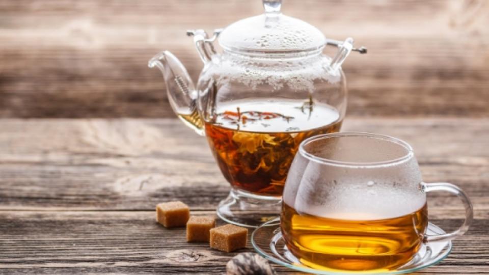 Чаен ритуал