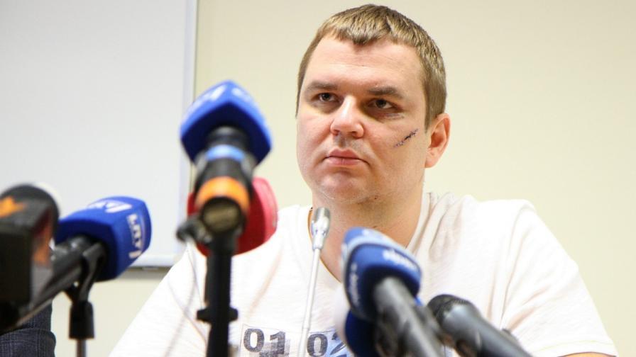 Дмитро Булатов: Принудиха ме да призная всичко, което искаха