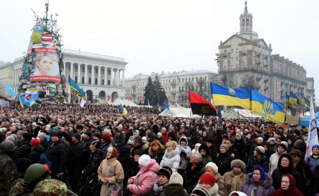 Амнистията в Украйна влиза в сила в понеделник