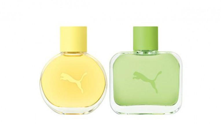 Пума Puma история парфюм