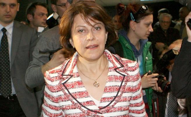 Татяна Дончева: Не е възможно Първанов да се кандидатира за президент