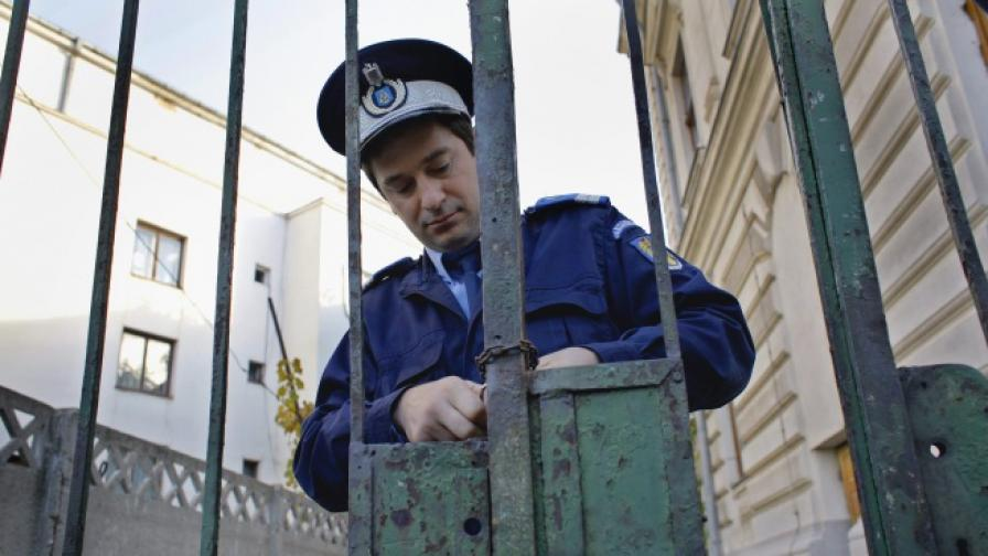 Хванаха топ румънски банкер, взел 1 млн.евро подкуп