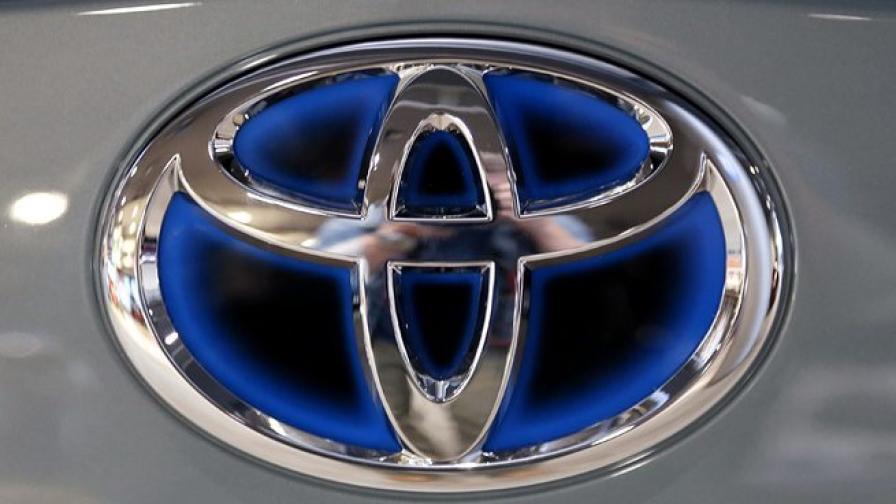 Тойота изтегля за корекции 1,9 милиона автомобила