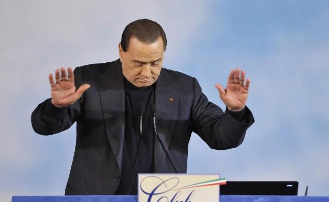 Силвио Берлускони щял да се кандидатира за ЕП, за да сломи Меркел