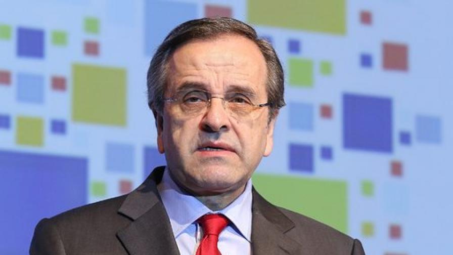 Самарас: Имаме първичен бюджетен излишък през 2013 г.