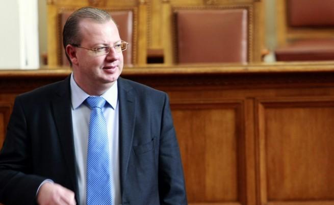 Красимир Стефанов напусна ГЕРБ и стана независим