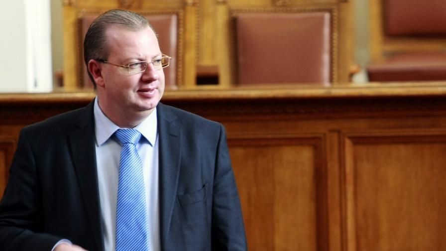 Стефанов: Нямам никакви противоречия с лидерите на ГЕРБ