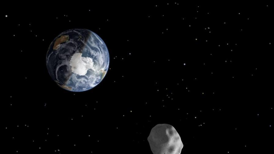 Огромен астероид наближава Земята