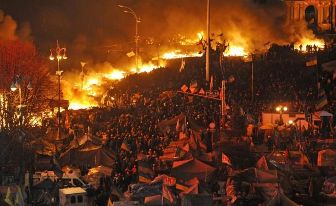 Украйна преживя най-кръвопролитния ден, откакто напусна СССР