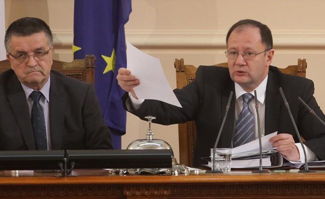 НС прие декларация срещу етно-религиозното напрежение