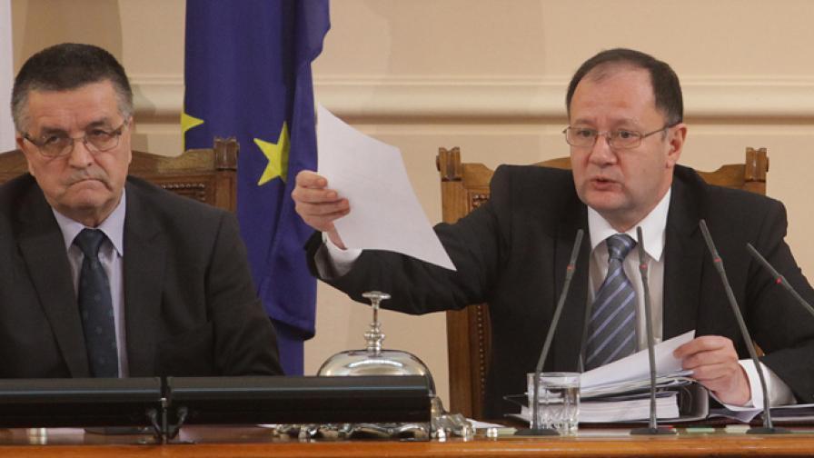 НС прие декларация срещу етнорелигиозното напрежение