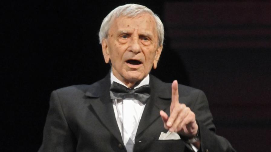 Петко Бочаров на 95: Идиотите изплуват на повърхността и се пукат като мехури