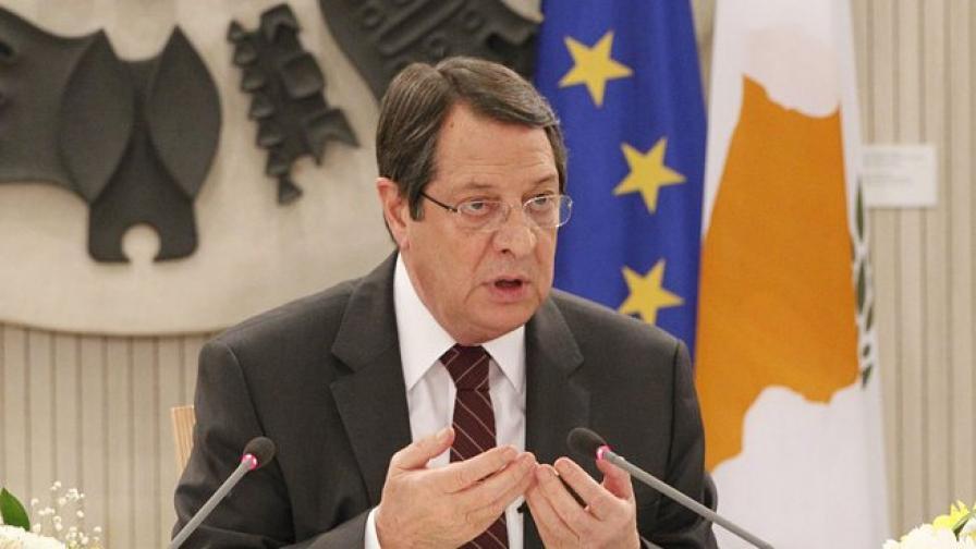 Анастасиадис: Кипър върви към ново икономическо чудо