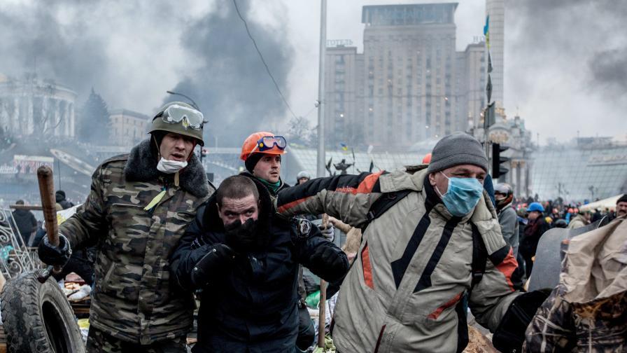 Киев отново в кръв: жертвите са десетки