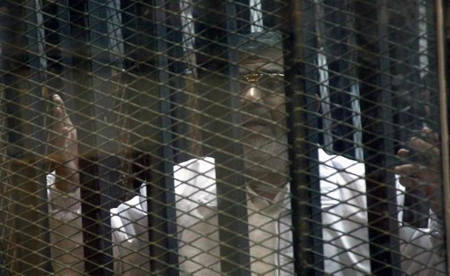 В Египет обвиниха бившия президент в шпионаж в полза на Иран