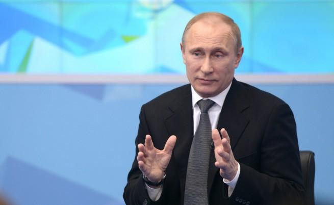 Путин: Олимпиадата в Сочи показа пред цял свят, че федерацията е доброжелателна страна