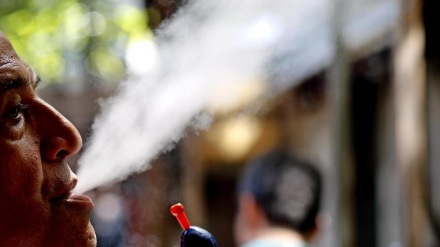 Пушенето на наргиле не е безобидно, твърдят експерти