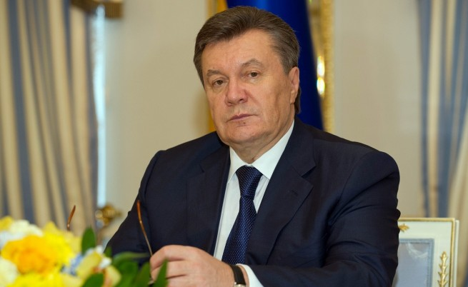 Руско издание: Виктор Янукович е в Русия и се смята за законен президент