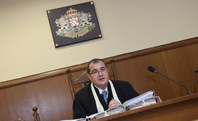 Съдията по делото САПАРД си направи отвод