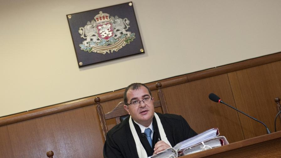 Съдия Пламен Панайотов