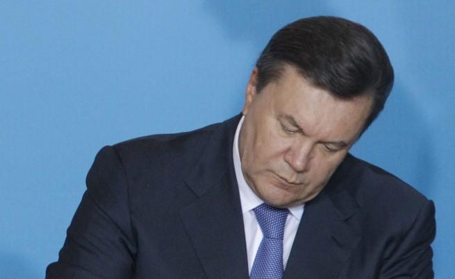 Украйна: Русия да ни върне Янукович, ако е там