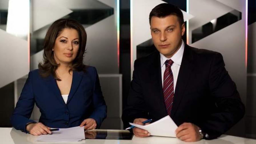 Дани и Христо: Новините понякога се случват направо в ефир