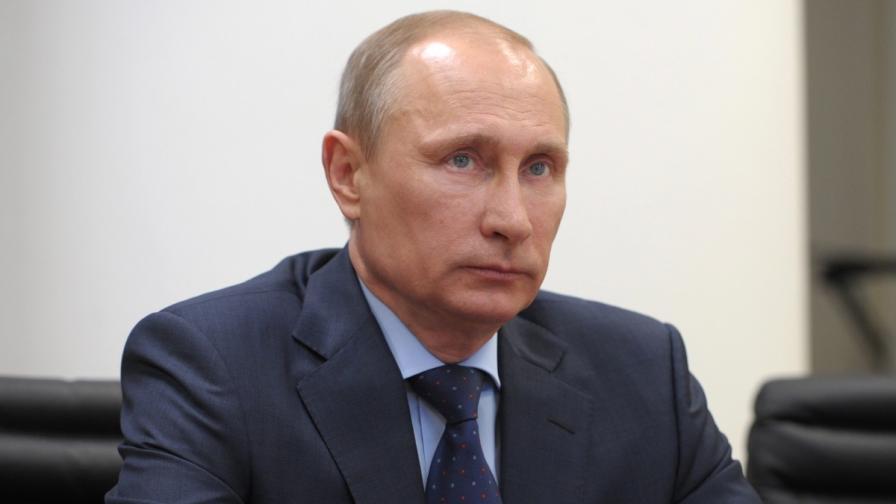 Путин – сред кандидатите за Нобеловата награда за мир тази година