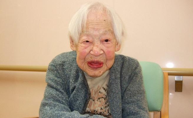 Най-възрастната жена в света празнува 116-и рожден ден