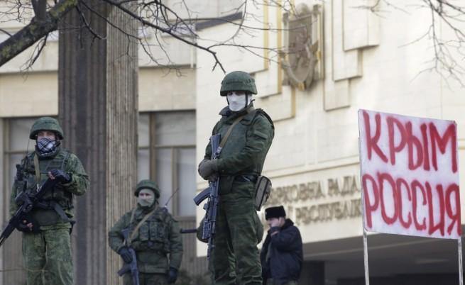 Кримският парламент гласува автономната република да станe част от Руската федерация