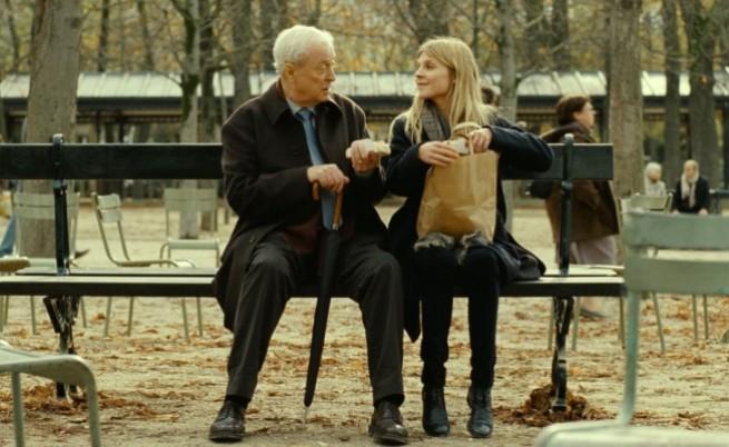 """Майкъл Кейн в """"Последната любов на г-н Морган"""", реж. Сандра Нетелбек"""
