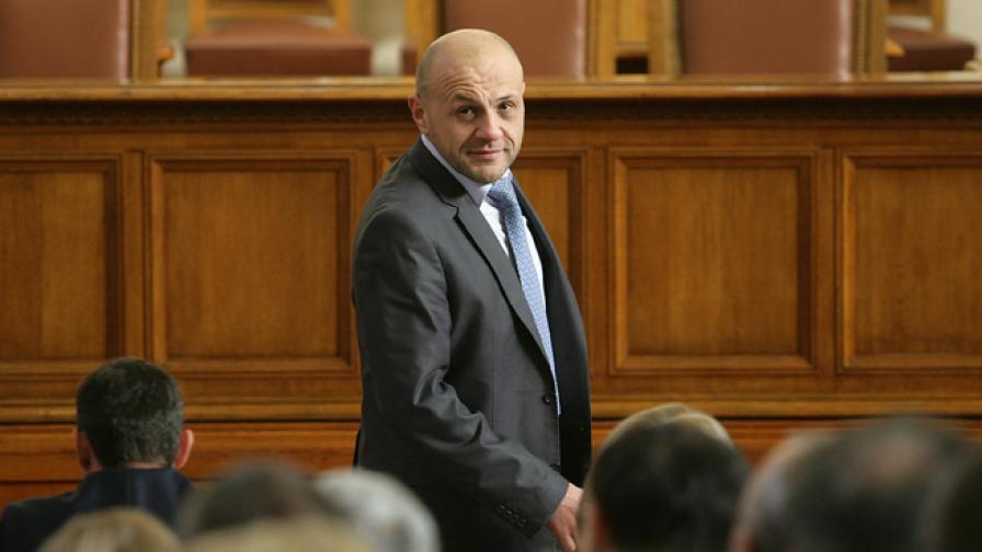 Томислав Дончев ще води евролистата на ГЕРБ