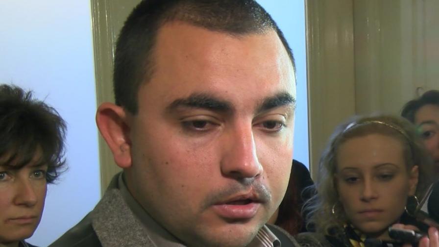 Димитър Димов от Атака