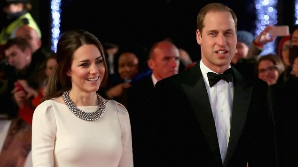 Принц Уилям и Кейт Мидълтън на почивка на Малдивите