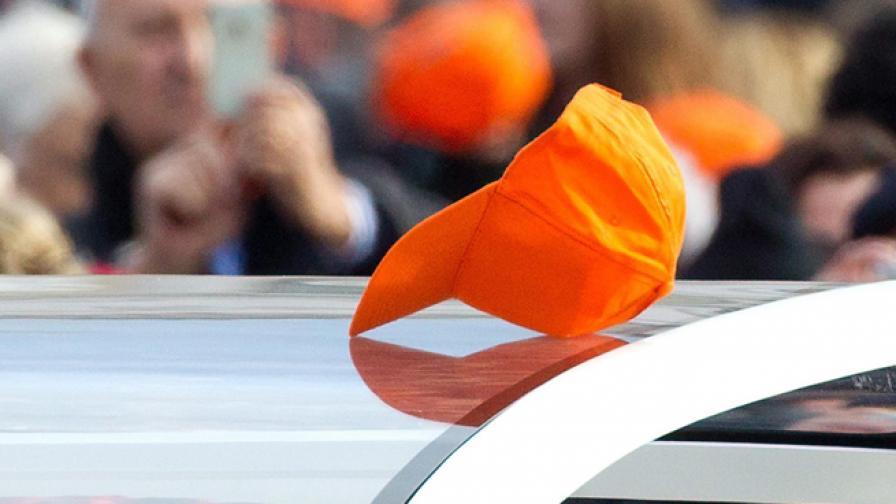Полицията откри шапка с ДНК на атентатор от Сарафово