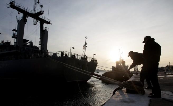 Крим завзема украинския флот в Севастопол