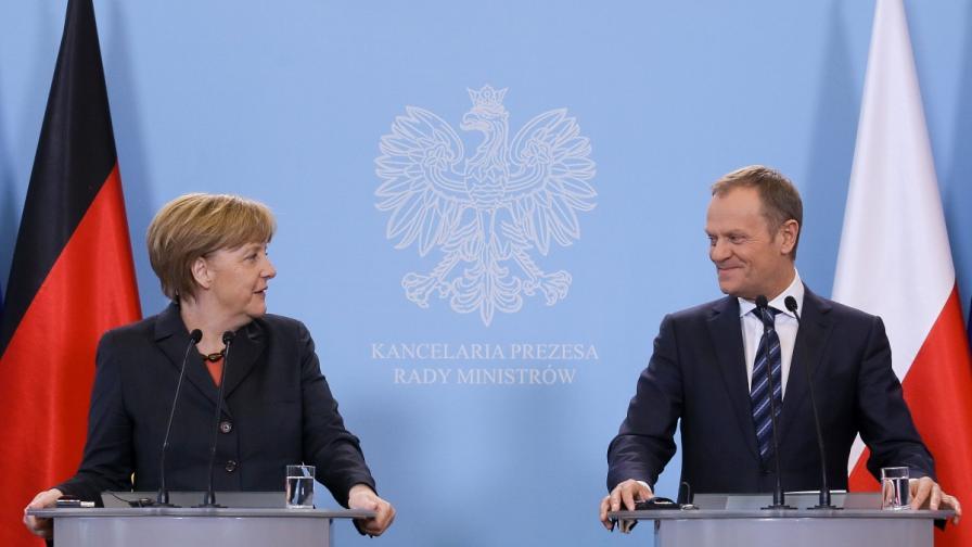 ЕС и Украйна подписват част от споразумението за асоцииране идната седмица