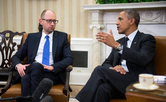 Обама отново заплаши Русия със санкции заради Украйна