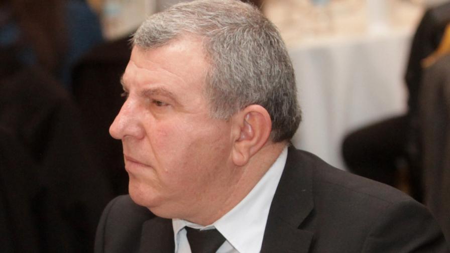 Министърът на земеделието Димитър Греков