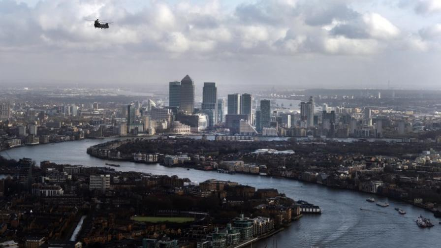 В Лондон ще бъдат изградени 236 небостъргача
