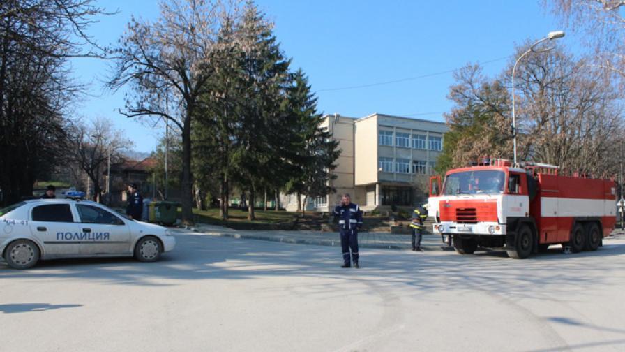 Заловиха мъжа от Лясковец, който уби полицай
