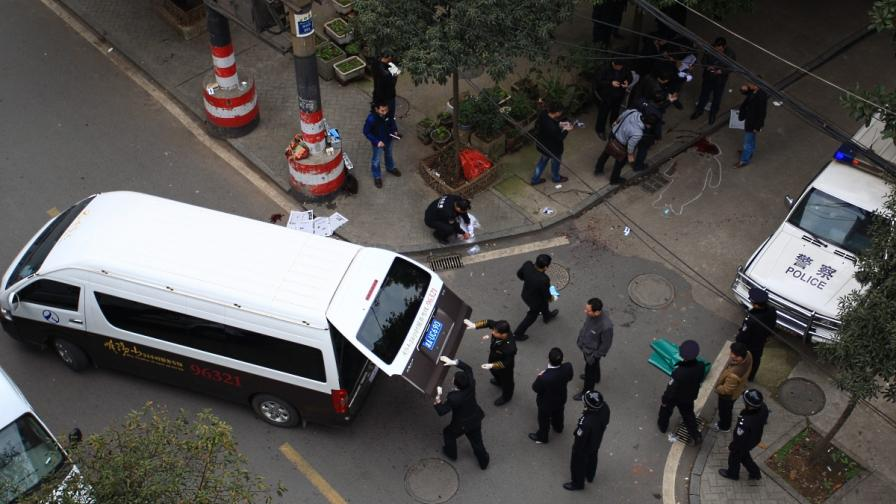 Китай: Трима души бяха убити при нападение с нож в Чанша