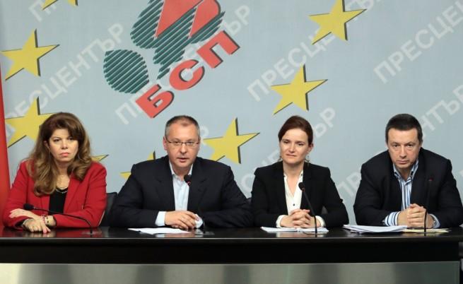 Станишев ще води листата на БСП, но няма да е евродепутат