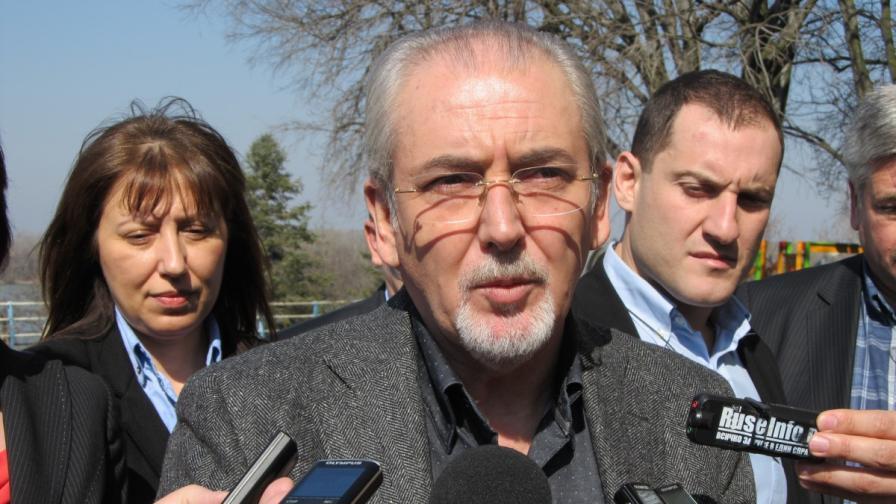 И Съюзът на съдиите с позиция за изказването на Местан