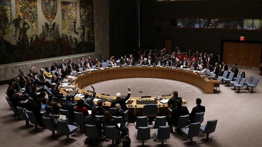 ООН защити териториалната цялост  на Украйна