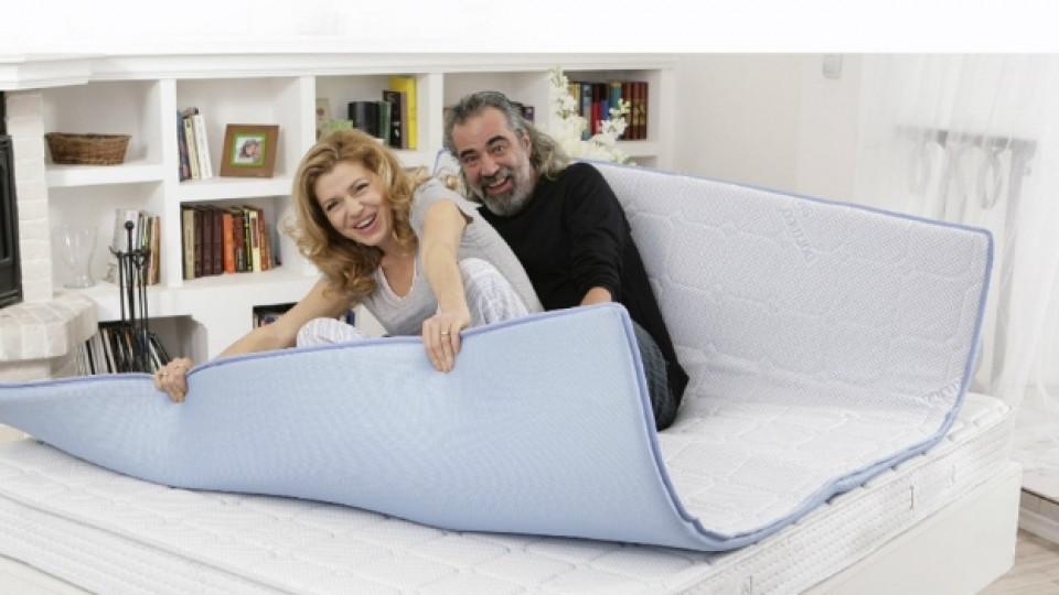 Как да направим стария матрак или диван място за сън?
