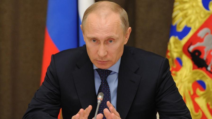 Путин взел еднолично решението за анексиране на Крим от Русия